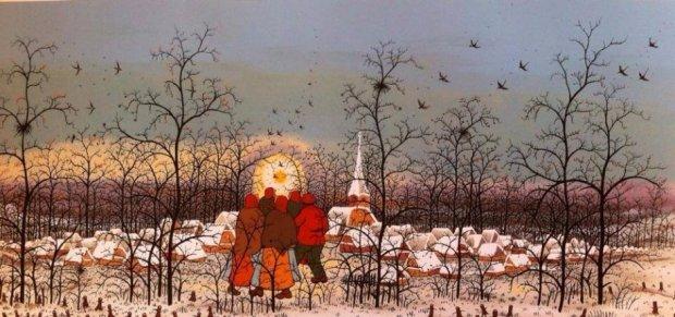 ivan-lackovic-croata-selo-zimi-litografija-70x100cm-slika-36418803