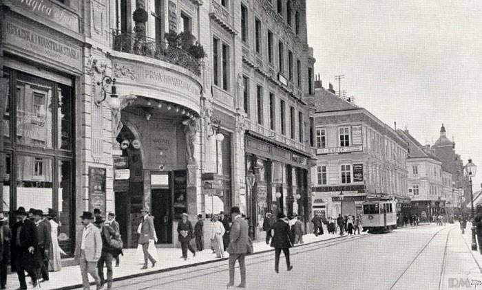Zagreb, 1913.