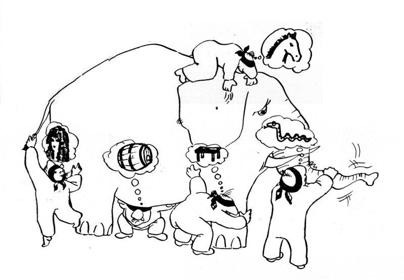 slika slon