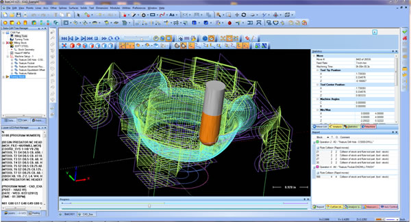 CAD-CAMSimulation