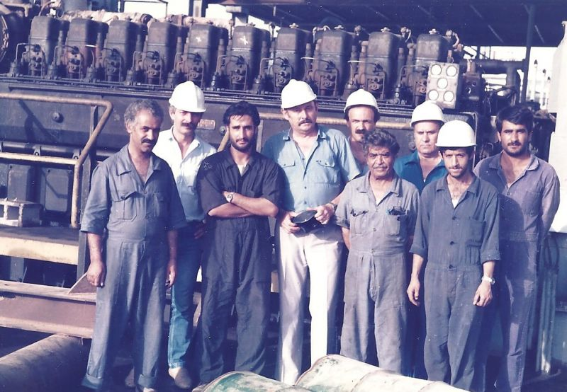IRAN, otok Lavan rafinerija-2