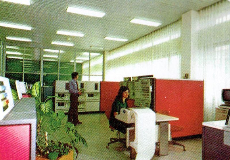 X11.1. IBM RAČUNALO 1970