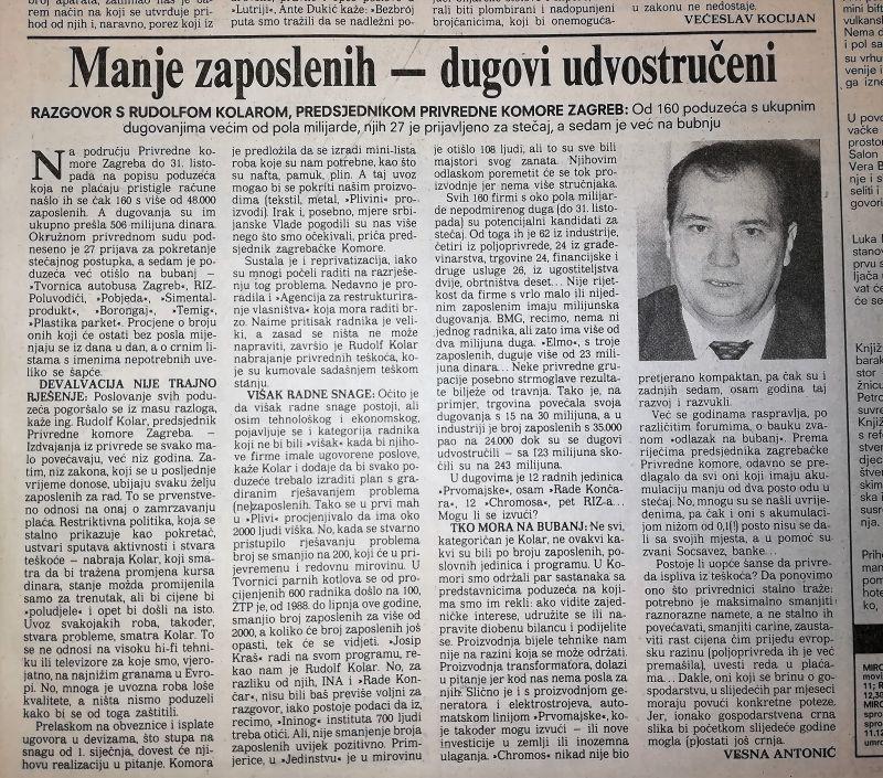 0. 4. ZAGREB-14.12.1990.