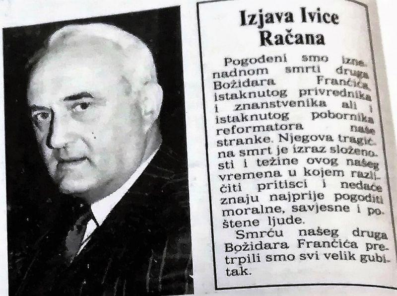 0. FRANČIĆ-VJESNIK-3.7.1990.-3