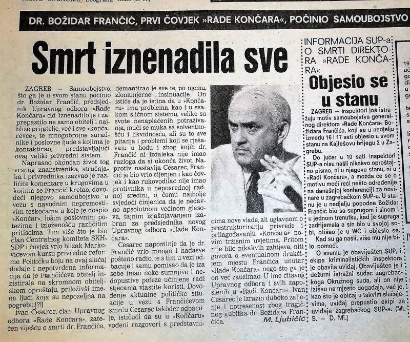 0. FRANČIĆ-VL-2.7.1990.-2